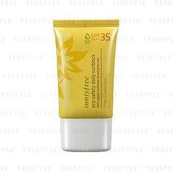 Innisfree - Eco Safety Daily Sunblock SPF 35 PA+++