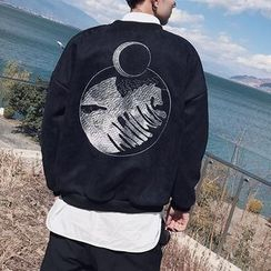 Breeson - Embroidered Sweatshirt