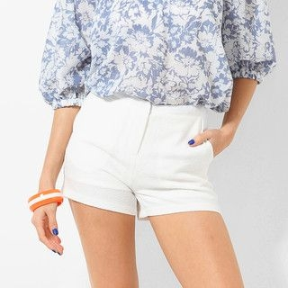 YesStyle Z - Textured Shorts