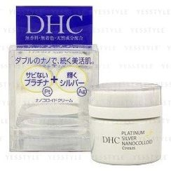 DHC - Platinum Silver Nanocolloid Cream