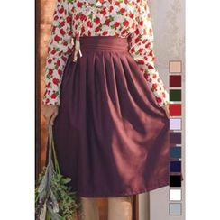 Dalkong - Midi Hanbok Skirt