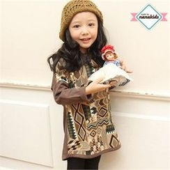 nanakids - Girls Patterned Long T-Shirt