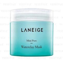 Laneige - Mini Pore Waterclay Mask