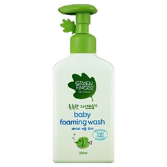 Green Finger - Baby Foaming Wash 320ml