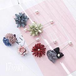 17MART - 饰花胸针