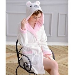Mydream - Bear Hooded Robe