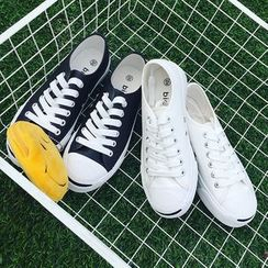 SouthBay Shoes - Canvas Sneakers