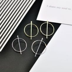 Forefront - Geometric Earrings