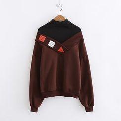 Piko - Mock Two Piece Sweatshirt