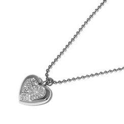 Kamsmak - Glint of Heart Necklace