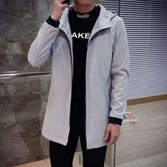 JORZ - Hooded Long Jacket