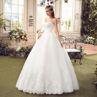 Nidine - Tulle Wedding Dress