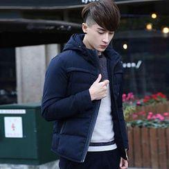 WOOG - Hooded Padded Jacket