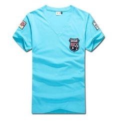 MR.PARK - Appliqué Short-Sleeve T-Shirt