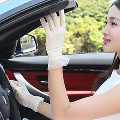 Kalamate - Lace Driving Gloves