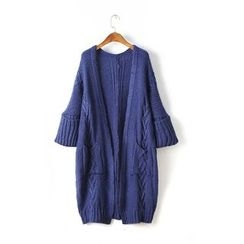 Ainvyi - Long Chunky Cardigan