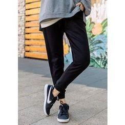J-ANN - Cotton Sweatpants