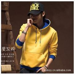 uninukoo - 雙色連帽衫