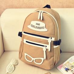 MooMoo Bags - 貼布繡背包