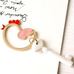 KIITOS - 小鸡钥匙链条