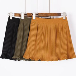 City of Dawn - Pleated Skort