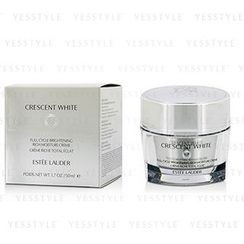 Estee Lauder 雅詩蘭黛 - Crescent White Full Cycle Brightening Rich Moisture Creme