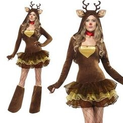 Whitsy - Deer Party Costume
