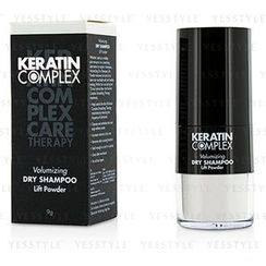Keratin Complex - Care Therapy Volumizing Dry Shampoo Lift Powder - # White