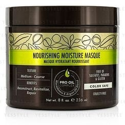 Macadamia Natural Oil - Professional Nourishing Moisture Masque