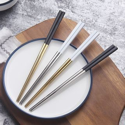 Hashi - Stainless Steel Chopsticks