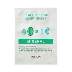 Skinfood - Healthy Food Mask Sheet (Mineral) 1pc