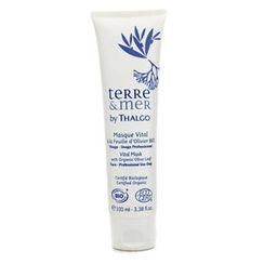 Thalgo - Terre and Mer Hydrating Vital Mask With Organic Olive Leaf