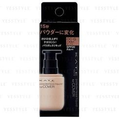 Kate - Powderless Liquid SPF20 PA++ #PO-B