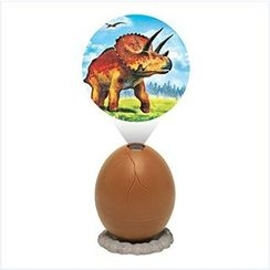 DREAMS - Projector EGG (Brown / Triceratops)