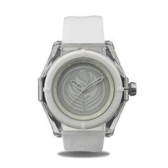 Moment Watches - Coffee Lover - CLARITY (White) Strap Watch
