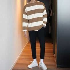 MRCYC - Striped Pullover