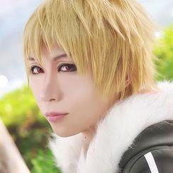HSIU - Noragami - Yukine Cosplay Wig