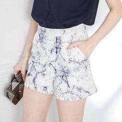 Tokyo Fashion - Printed Shorts