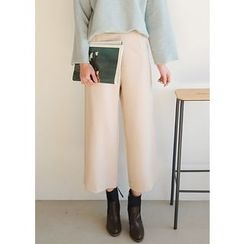 J-ANN - Wide-Leg Pants