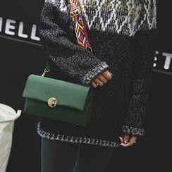 Rosanna Bags - Patterned Strap Shoulder Bag