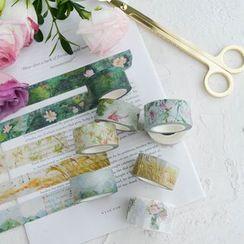 Neverland - 印花DIY胶带