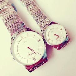 Nanazi Jewelry - Couple Bracelet Watch
