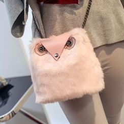 Youshine - Furry Crossbody Bag