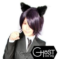 Ghost Cos Wigs - Cosplay Wig - Gugure! Kokkuri-san Inugami