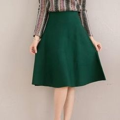 Tokyo Fashion - Knit Midi Skirt