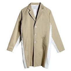 VIISHOW - Panel Trench Coat