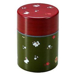 Hakoya - Hakoya Tea Caddy S Midori Koiki
