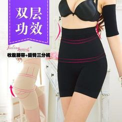 Feeling Touch - High-waist Shaping Panties