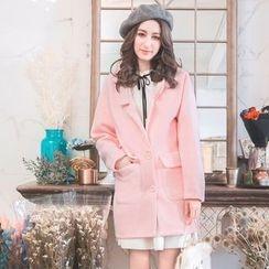 Tokyo Fashion - Wool Blend Coat