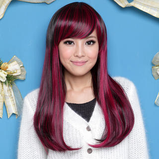 Clair Beauty - Long Costume Full Wig - Straight